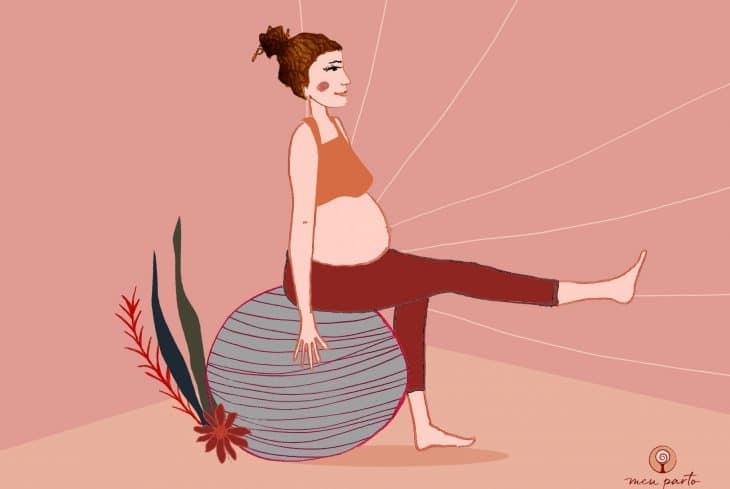 Exercícios físicos na gestação e após o parto: como fazer